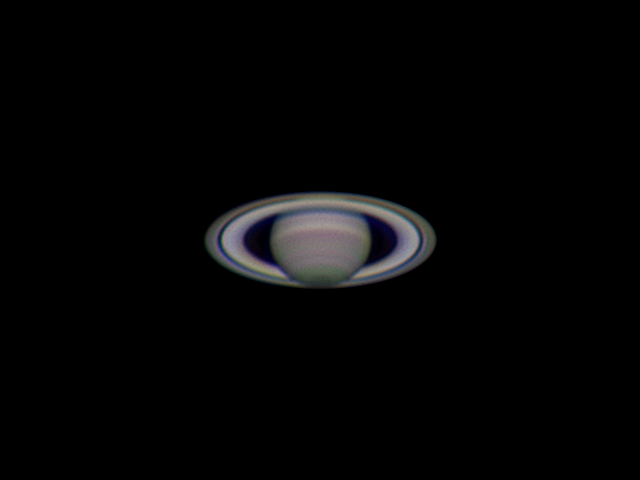 L'opposition de Saturne en 2015