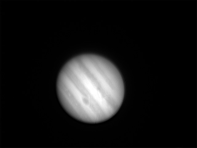 changement de météo sur Jupiter