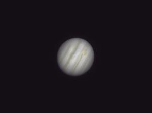 Jupiter le 20/12/2015.Patrick Antoine